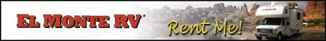 El Monte RV Rentals and Motorhome Rentals!